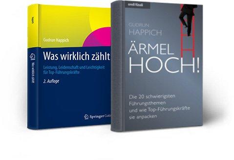 Publikationen von Executive-Coach Gudrun Happich
