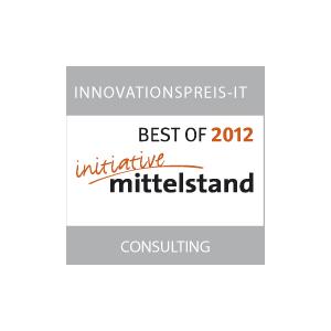 """""""Best of 2012""""-Zertifizierung"""