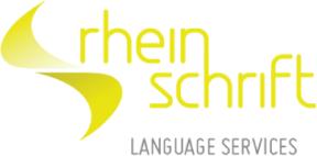Rheinschrift