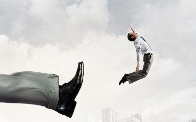 Chef gefeuert – was tun?