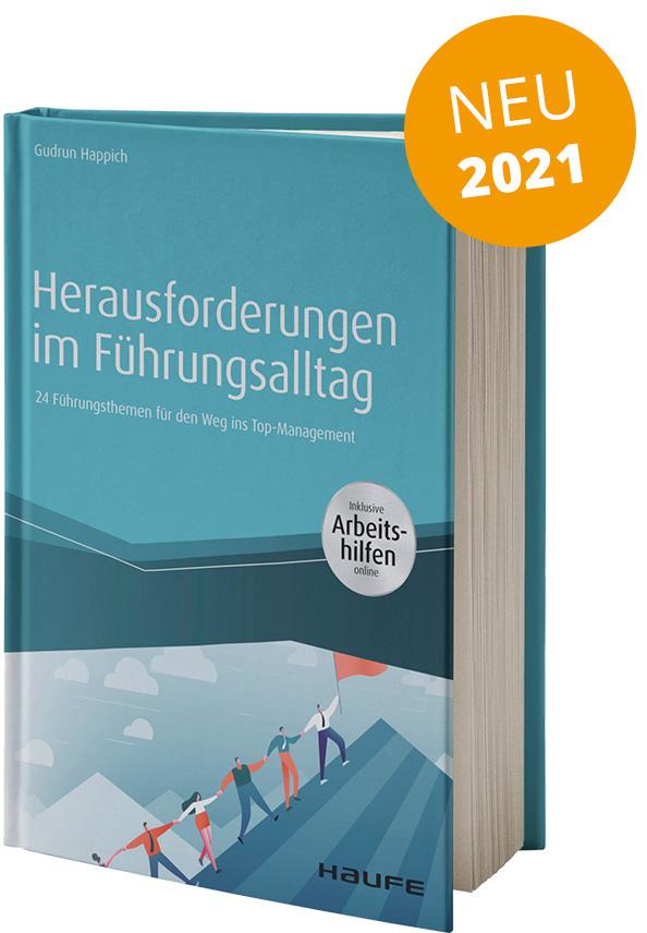 Herausforderungen im Führungsalltag - neu 2021